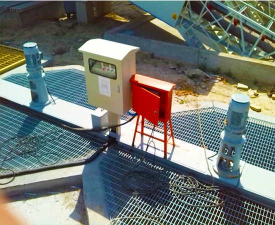搅拌站污水处理设备介绍